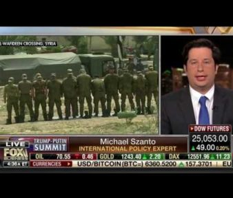 FBN 7 16 18 Michael Szanto on Russian Summit 430am