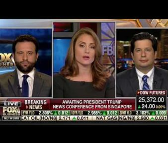 Michael Szanto and Ben Friedman discuss Singapore Summit on Fox Business